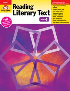 Picture of Reading Literary Text, Grade 4 - Teacher's Edition, E-book