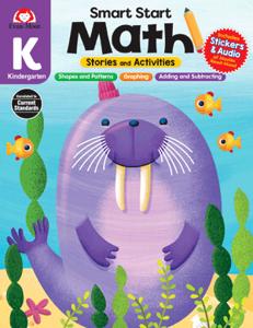 Smart Start: Math Stories and Activities, Grade K