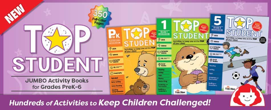 Top Student Workbooks